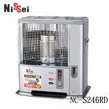 【日本Nissei 】經典煤油暖爐6-9坪 NC-S242RD