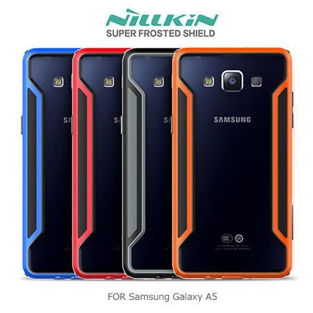 NILLKIN Samsung Galaxy A5 護甲系列 雙料邊框