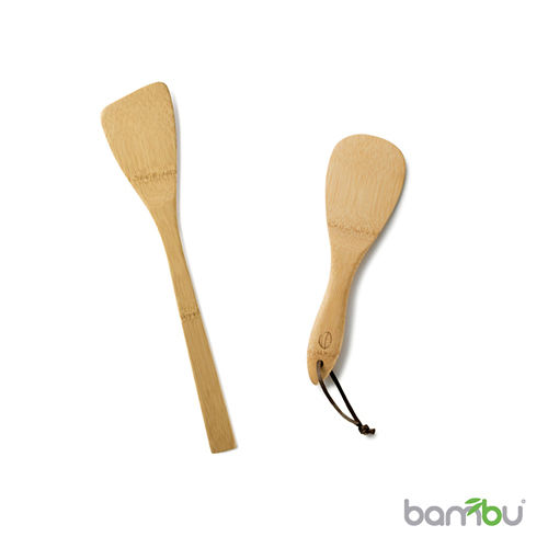 ~Bambu~稍息飯匙~鍋鏟組^(2件組^)