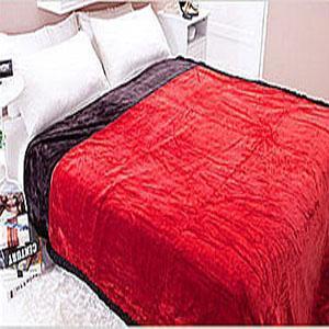 名流寢飾 超細素色毛毯 200*230cm