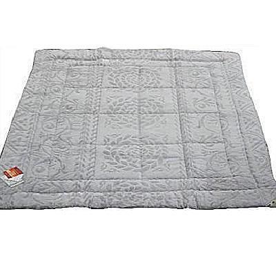 名流寢飾 麥思蓮雕花超柔毛毯被 180*210cm