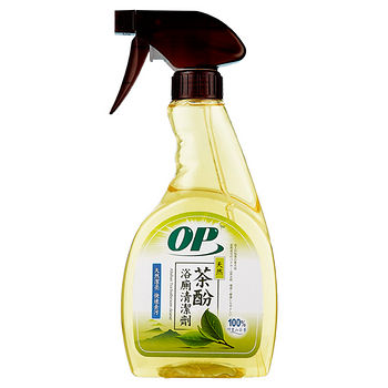 OP天然茶酚浴廁清潔劑500ml