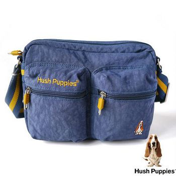 HUSH PUPPIES PUPPIES CHIC系列小側背包 -天藍