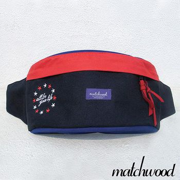 MATCHWOOD 3rd Anniversary Handy Waist Bag 腰包 -紅色款
