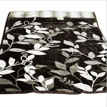名流寢飾 低調奢華超柔毛毯被 180*230cm