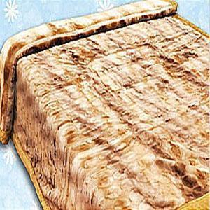 名流寢飾 金碧輝煌日本精製毛毯 180*230cm