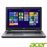 Acer E5-771G-51EA 17.3吋FHD高畫質 i5-4210U雙核心 Win8.1 獨顯效能大筆電(灰)-加送ACER無線滑鼠+八爪散熱座+清潔組+滑鼠墊+鍵盤膜