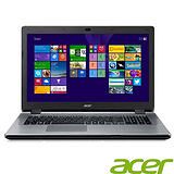 Acer E5-771G-51EA 17.3吋FHD高畫質 i5-4210U雙核心 Win8.1 獨顯效能大筆電(灰)