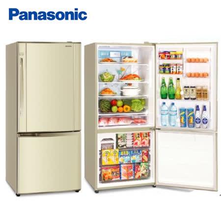 Panasonic 國際牌435公升變頻雙門冰箱NR-B435HV