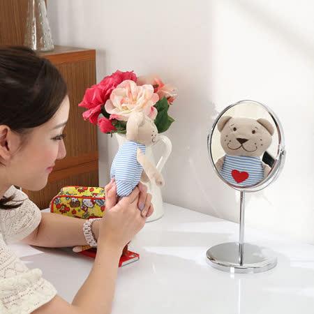 【好物推薦】gohappy 購物網薇亞2.5倍彩妝桌上鏡(雙面鏡)評價遠東 百貨 徵 才