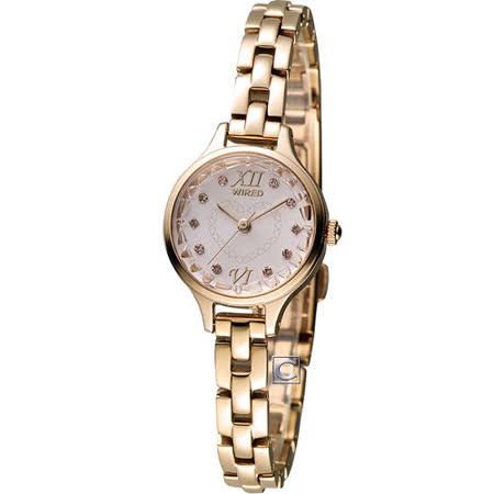 ALBA WIRED  香氛優雅淑女腕錶  1N01-X216K AC3V06X1