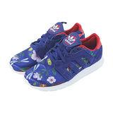 (女)ADIDAS ZX 500 2.0 W 休閒鞋 紫印花-M19080