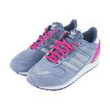 (女)ADIDAS ZX 700 W 休閒鞋 灰/桃紅-M20984