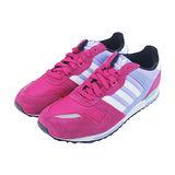 (女)ADIDAS ZX 700 K 休閒鞋 桃紅/粉紫-M25228