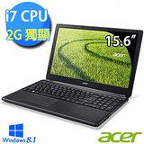 Acer E1-570G-73514G1TMnkk 15.6吋 i7-3517U  Win8.1 獨顯大容量筆電 黑★直升16G 記憶體+贈 無線滑鼠★