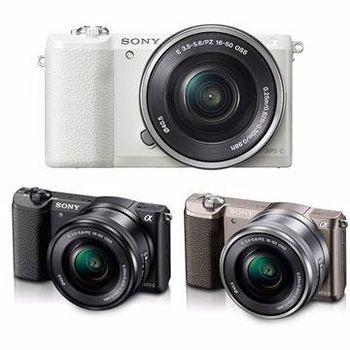 SONY A5100L 16-50mm 變焦鏡組 公司貨