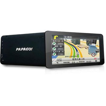PAPAGO! GoPad7 WiFi聲控導航平板 黑