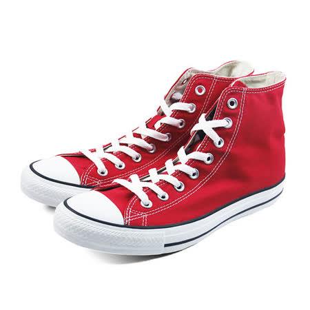 CONVERSE 帆布鞋 紅-M9621C