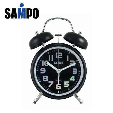 【聲寶】圓形鬧鐘 PY-Z1207ML