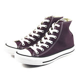 (U系列)CONVERSE Chuck Taylor All Star 帆布鞋 紫紅-144802C