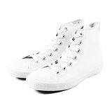 (U系列)CONVERSE Chuck Taylor All Star Leather 帆布鞋 白-1T406
