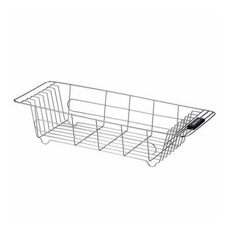 【整齊潔淨】愛家不鏽鋼廚房水槽瀝水架