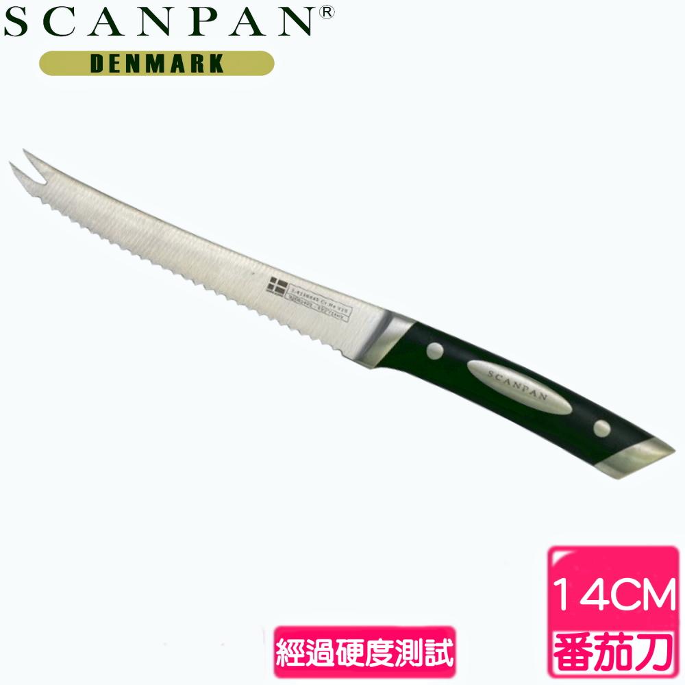 丹麥精品SCANPAN 思康 蕃茄/起司兩用刀 14公分