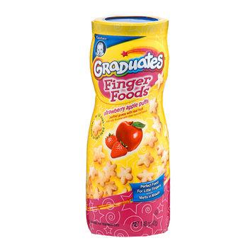 嘉寶星星餅乾蘋果草莓42g