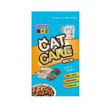 葛莉思Greens貓乾糧-海洋口味3.5kg
