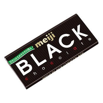 明治黑巧克力50g