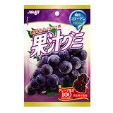 明治果汁QQ葡萄軟糖51g
