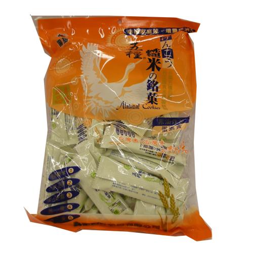 黑熊五糧糙米茗果420g