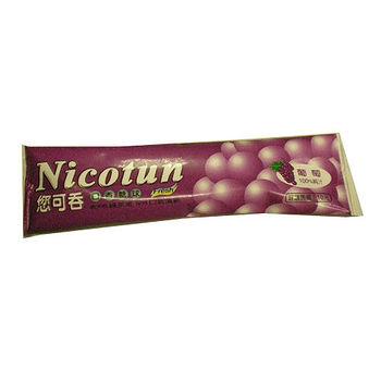 Nicotun咪咪樂您可吞口香糖球-葡萄20g