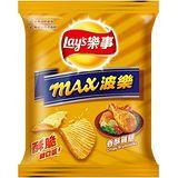 樂事max波樂洋芋片-香酥雞腿43g