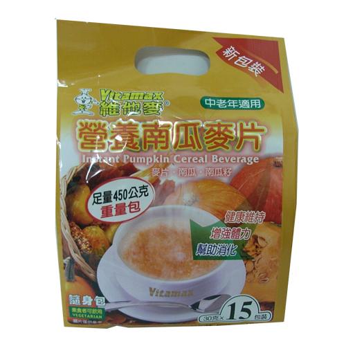 維他麥營養南瓜麥片15入