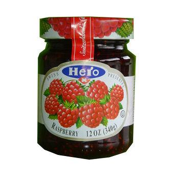 瑞士喜諾覆盆子果醬340g