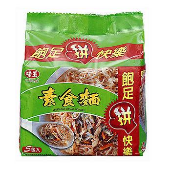 味王素食麵5包入