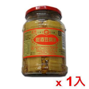 金岡甜酒豆腐乳950g
