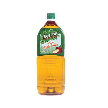 樹頂TreeTop100%蘋果汁2000ml