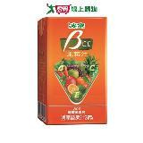 波蜜果菜汁BEC250ml*6入
