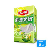 立頓鮮漾奶綠茶250ml*6入