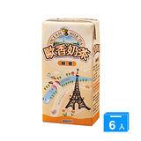 黑松歐香奶茶300ml*6入