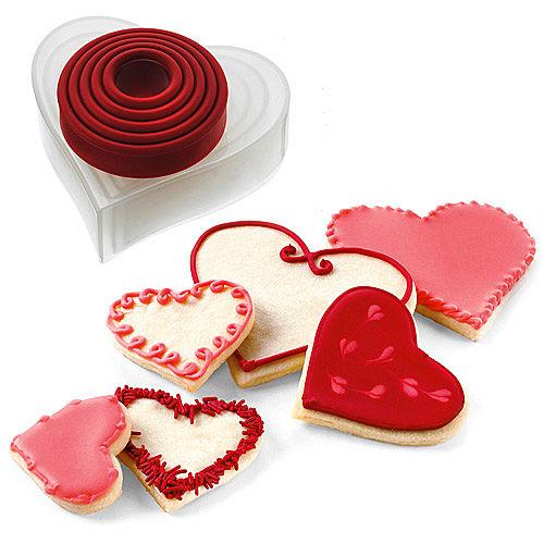 《CUISIPRO》愛心餅乾壓模器