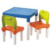 《家有寶貝》遊戲學習桌椅組