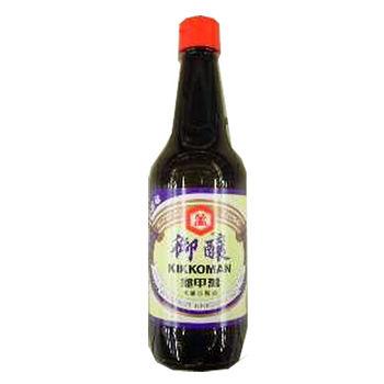 統一龜甲萬-御釀醬油500c.c.