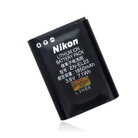 Nikon EN-EL23 / ENEL23 相機專用原廠電池 Coolpix P600 (平輸/密封包裝)