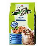 《統一》LoveCat海鮮總匯貓乾糧1.5kg