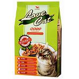《統一》LoveCat鮪魚牛肉貓乾糧1.5kg
