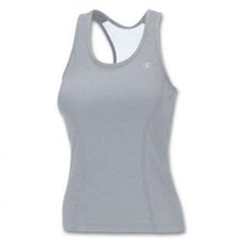 美國Champion運動內衣【灰色6996】˙T恤型˙棉質˙美國進口