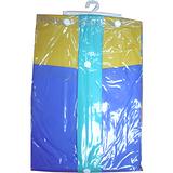 EXTRA前開式PVC雨衣122cm±5%(藍XXL)